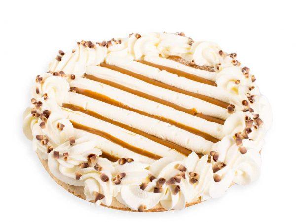 De lekkerste caramelvlaai van Flevoland koop je bij Bakkerij Maxima op Urk.