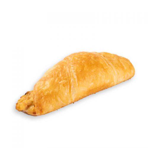 Lekkere Ham-Kaas croissant van Bakkerij Maxima.