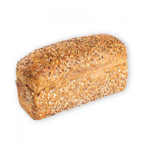 Grof volkoren brood van Bakkerij Maxima op Urk.