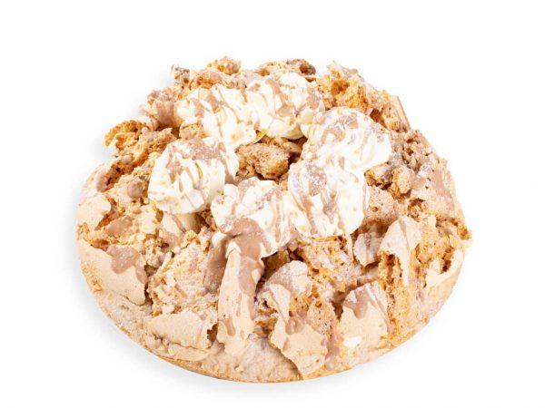 Roomboter koekbodem met spijs van Bakkerij Maxima.