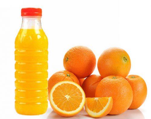 Vers geperste sinaasappelsap koop je online bij Bakkerij Maxima op Urk.