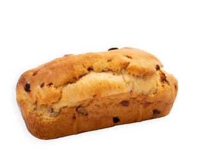 Een lekker kwarkbroodje van Bakkerij Maxima.