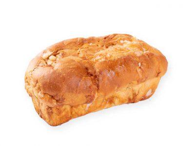 Overheerlijk suikerbrood van Bakkerij Maxima.